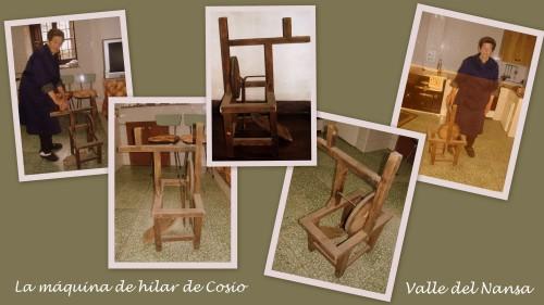 La maquina de hilar de Cosio - Valle del Nansa